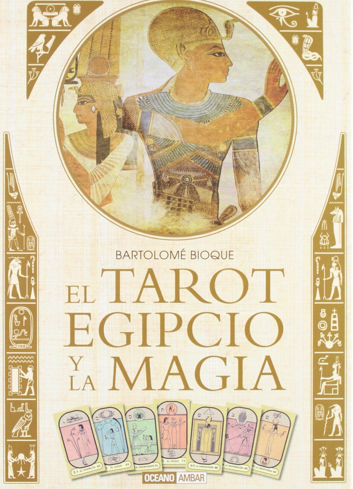 El Tarot Egipcio y la magia (Esoterismo): Amazon.es ...