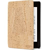 $44 » Kindle Paperwhite (10th Gen) premium water-safe cork cover - Tan