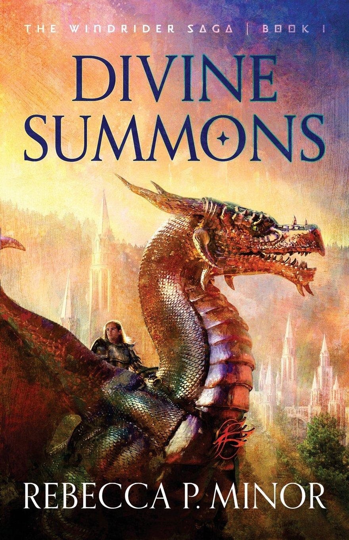 Read Online Divine Summons (The Windrider Saga) (Volume 1) pdf epub