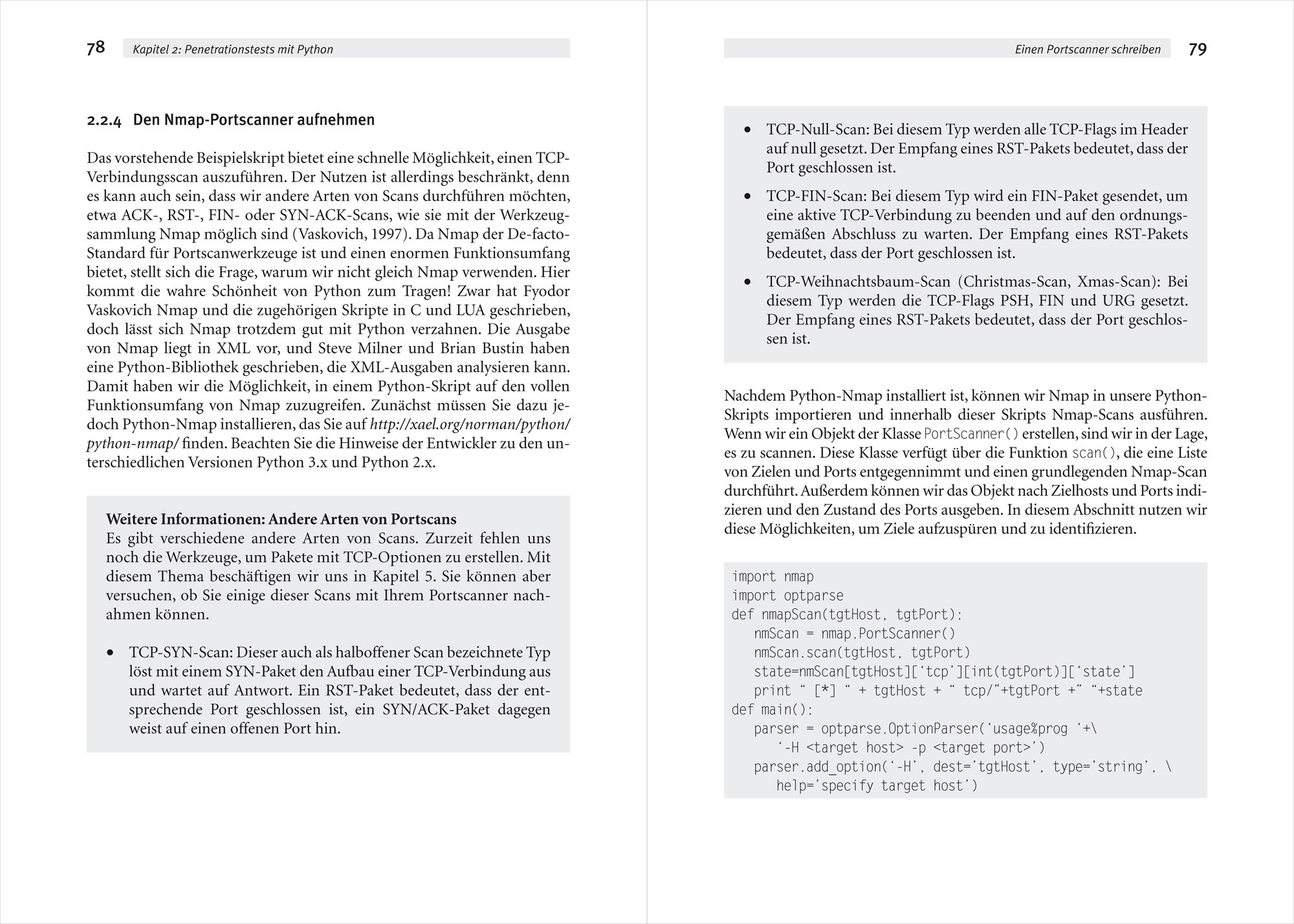 Python Hacking: 9783645604154: Amazon com: Books