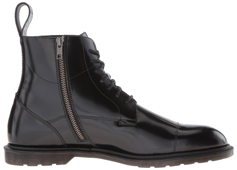 Winchester Black Polished Smooth, Bottes Homme, Noir (Black), 39 EUDr. Martens