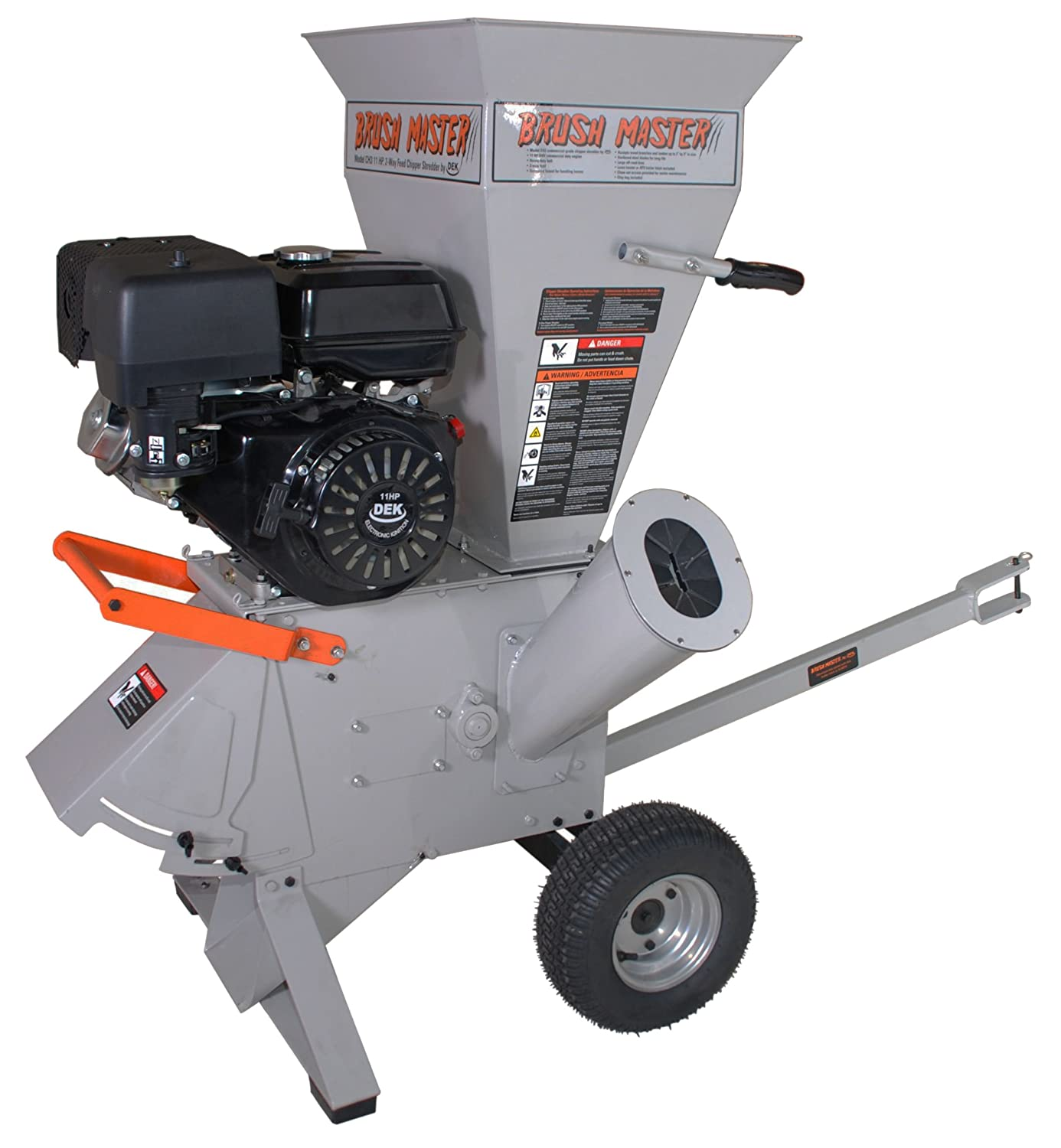 3 point wood chipper
