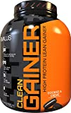 Clean Gainer Cookies & Creme 5 Pound - Delicious Lean Mass Gainer with Premium Dairy Proteins, Complex Carbohydrates…
