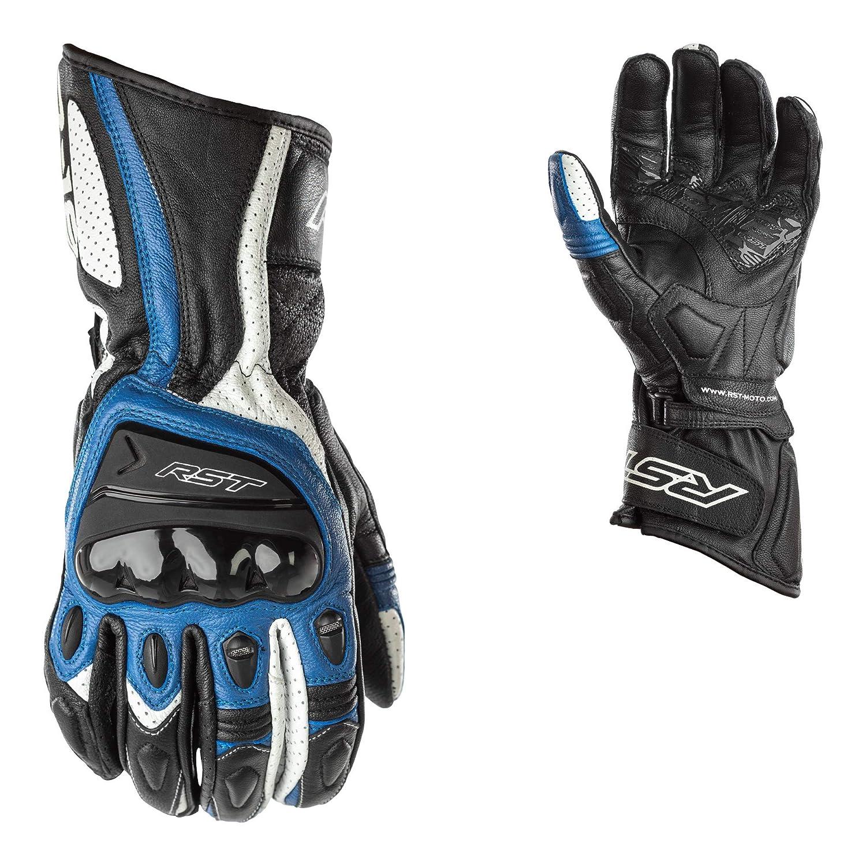 Glove Rst R-18 Semi Sport CE Black//White 10