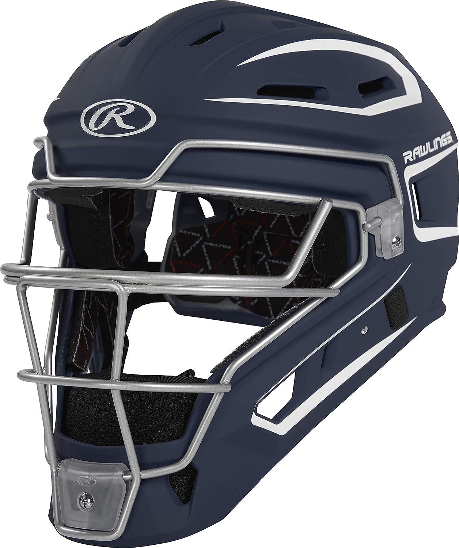 Rawlings Velo 2.0 Baseball Catcher's Helmet Series
