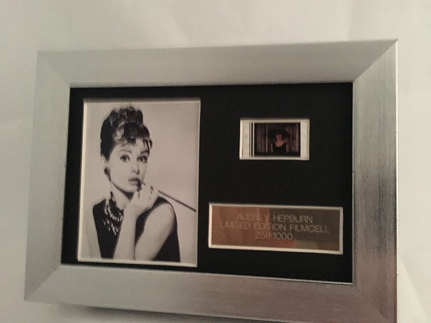 My Fair Lady Audrey Hepburn Limited Edition Film Cell m
