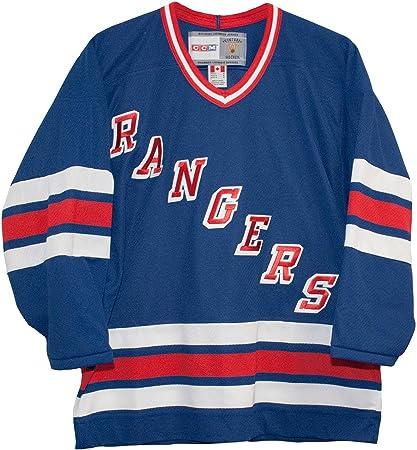 new york rangers jersey