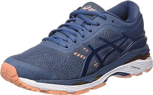 ASICS Gel-Kayano 24, Zapatillas de Running para Mujer: Amazon ...