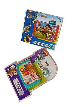 Set de Billetera Y Reloj Patrulla Canina Para Niño Paw Patrol (Niño): Amazon.es: Juguetes y juegos
