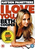 I Love You, Beth Cooper [Reino Unido] [DVD]