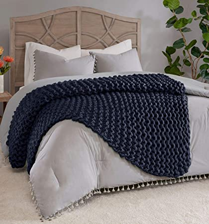 Amazon Com 1 Piece Handmade 50x60 Throw Blanket Farmhouse Country