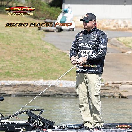 1 Pc *New Duckett Fishing Micro Magic Pro Spinning Rod 7/' ML DFMP70ML-S