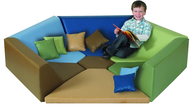 Amazoncom Childrens Factory Woodland Hollow Preschool Furniture