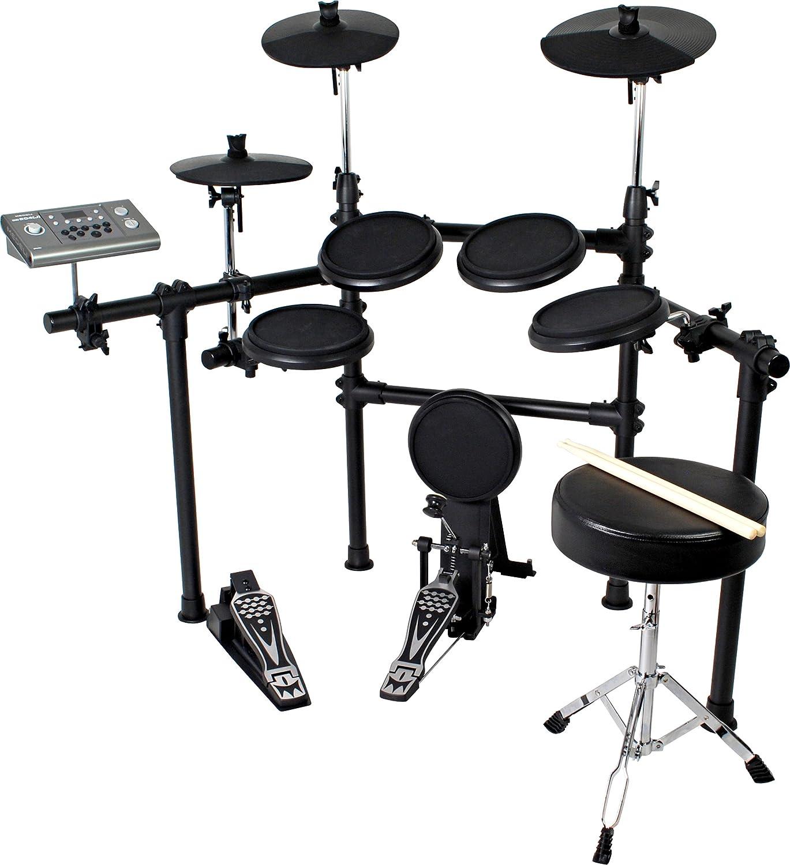MEDELI メデリ 電子ドラム ホワイト DD-504J DIY KIT/WH B010V9SHUY ホワイト|電子ドラム単品 ホワイト