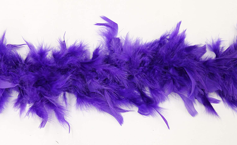 Light Pink 65 Gram Chandelle Feather Boa