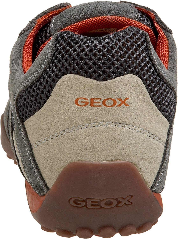 Geox U Snake U6107S, Herren Sneaker KFycs