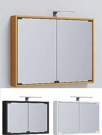 Amazon VCM Spiegelschrank Badmöbel Badezimmer Badezimmerschrank
