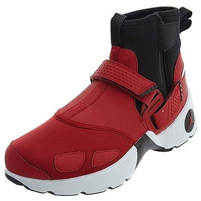 7dd11611973cf Jordan Mens Trunner LX High 10.5 Gym Red/Gym Red-Black-White: Buy ...