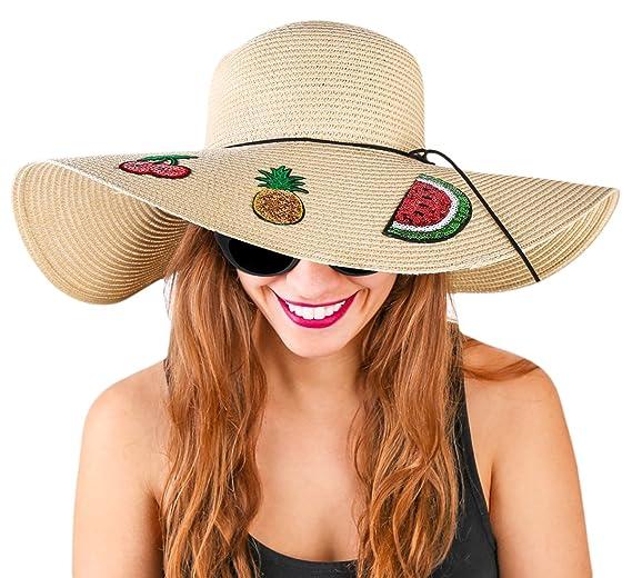 9639cbc14 Foxy Grey Beach Hats for Women   Sun Hats for Women   Beach hat   Floppy  Hats for Women   Sun Hat