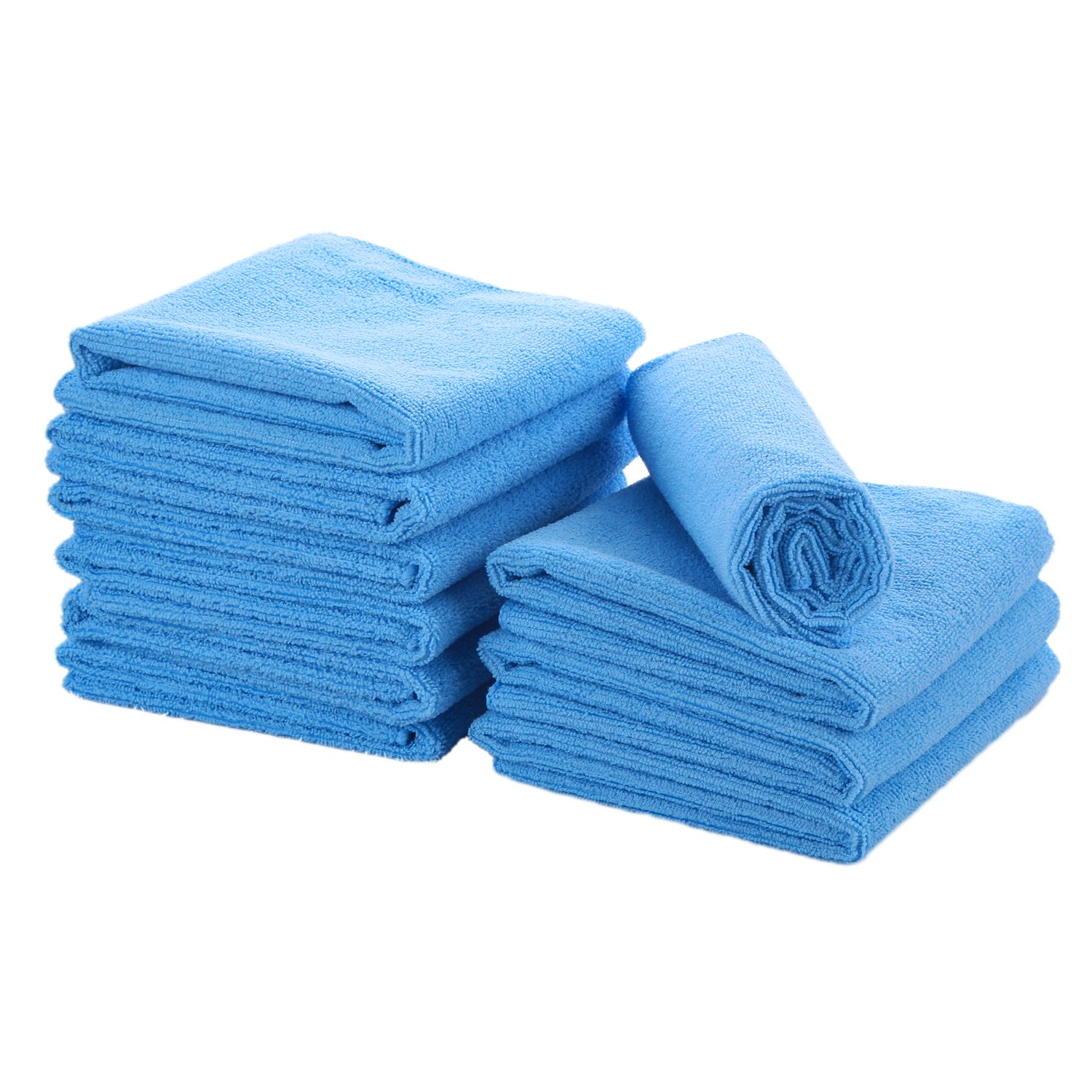 Business & Industrial Clean All White 50 Pack Super Strong Absorbent General Everyday Cleaning Cloths