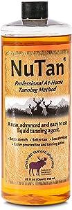NuTan 32oz DIY Hide & Fur Tanning Solution: Next Generation, at Home Hair-On and Buckskin Tan
