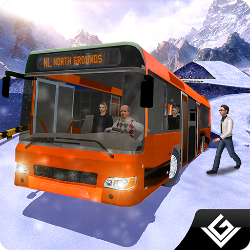 Winter Bus Driving Adventure: Transport Passengers In Hill Areas Simulator Game Free For Kids ()