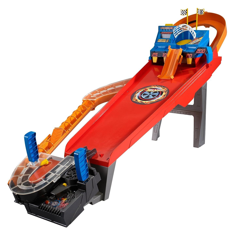 Amazon Hot Wheels Carcade Track Set Toys & Games