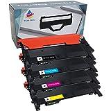 AB Volts Compatible Toner Cartridge Replacement for Samsung CLT-C409S for CLP-310 CLP-310N CLP-315 CLP-315W CLX-3170 CLX-3175 CLX-3175FN CLX-3175FW CLX-3175N Cyan,1-Pack