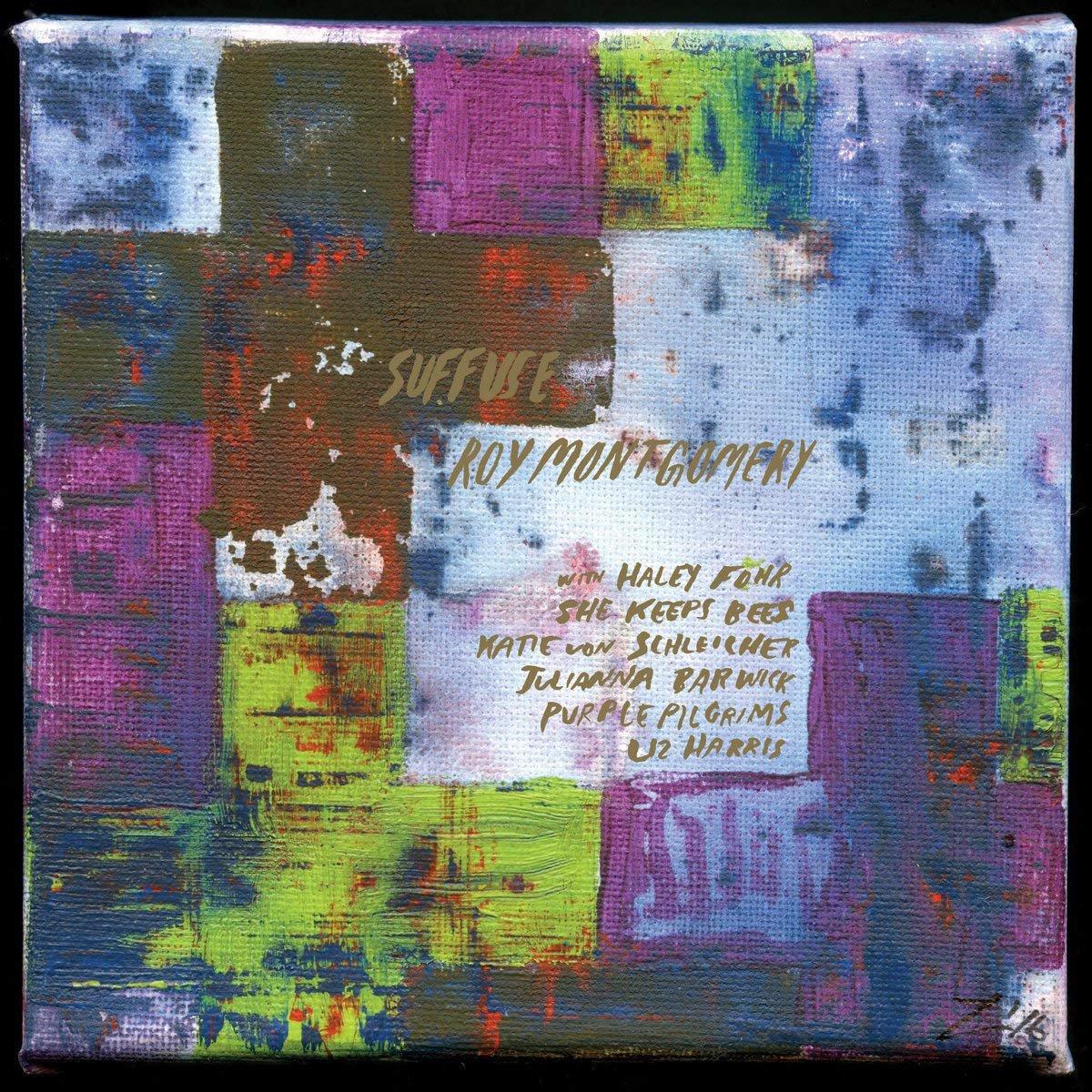 Vinilo : Roy Montgomery - Suffuse (LP Vinyl)