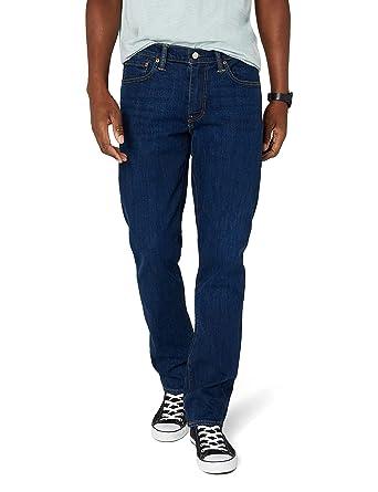 Levi s Herren Slim Jeanshose, 511 Slim Fit  Amazon.de  Bekleidung 8239b863a1