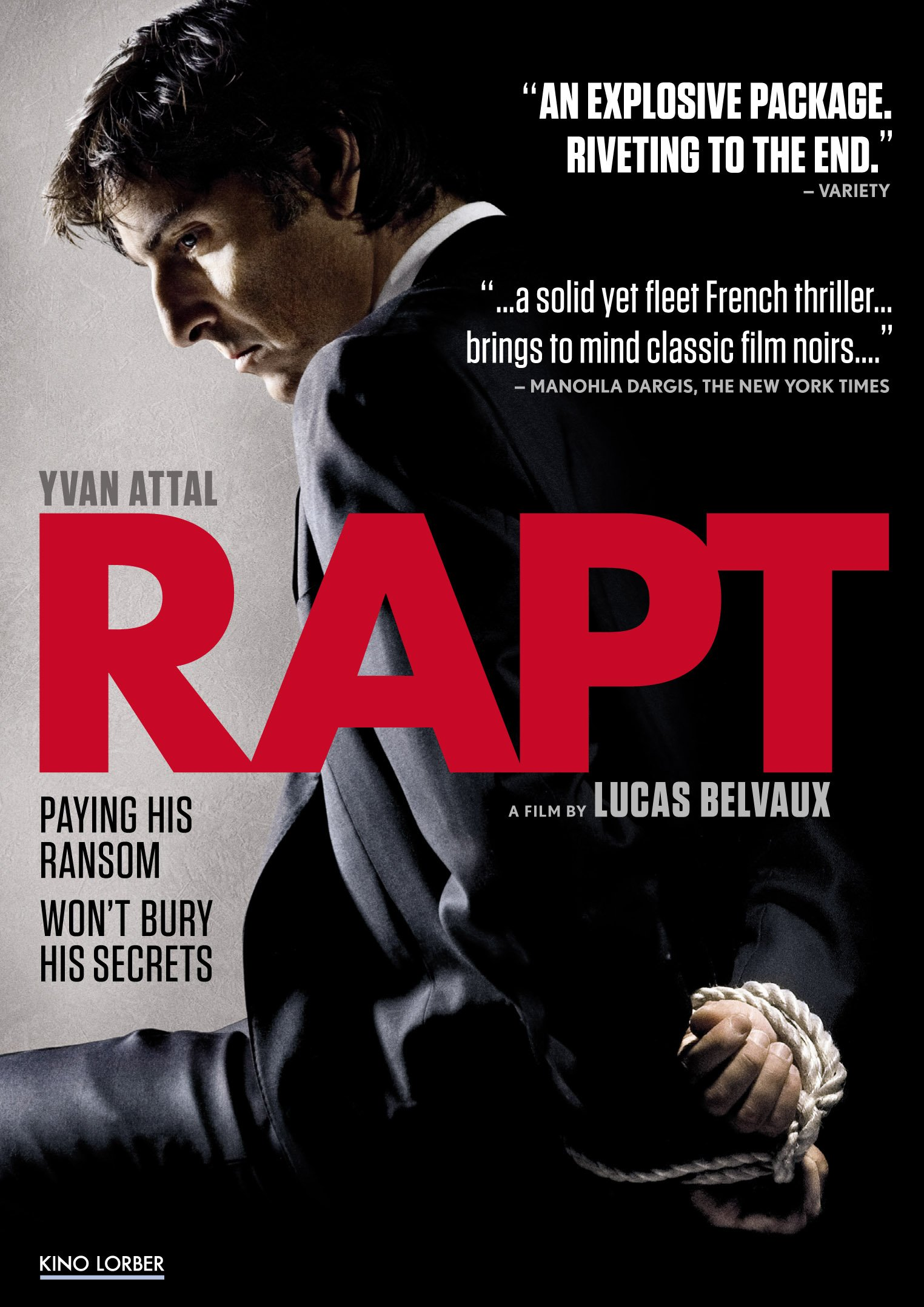 DVD : André Marcon - Rapt (Dolby, AC-3)