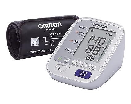 OMRON M400 - Tensiómetro de brazo [Importado de Alemania]