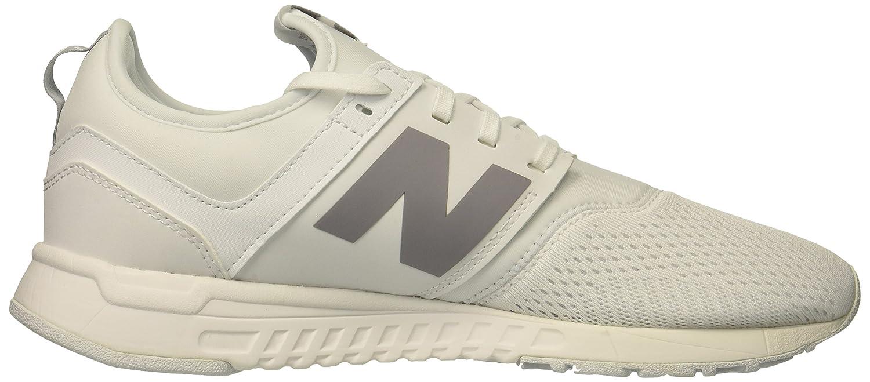 New Balance Women's 247v1 Sneaker B075R7KXQ2 11 B(M) US|White