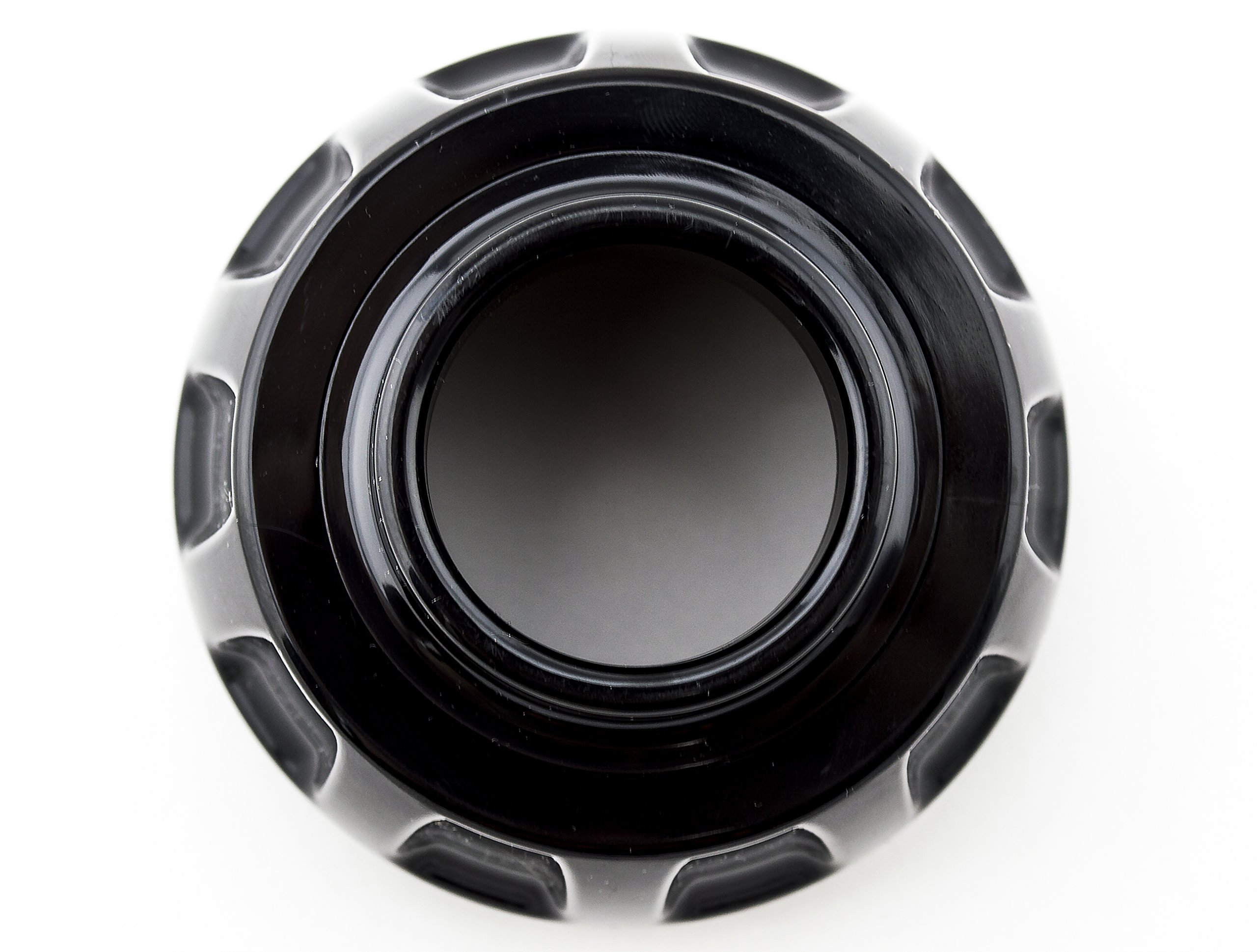 Omega 8006 Juicer End Cap Replacement Part for Drum Unit #1 or #2 Black Color 8004 8003 8005