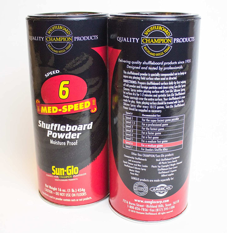 81 oUJ6FYoL._SL1500_ amazon com sun glo 6 shuffleboard powder wax (16 oz ) sports  at reclaimingppi.co