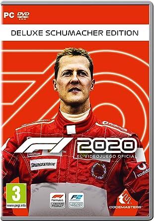 F1 2020 Deluxe Schumacher Edition ESP: Amazon.es: Videojuegos