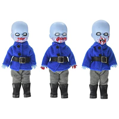 Ee Exclusive Living Dead Dolls Munchkins of Oz 3-Pack: Toys & Games
