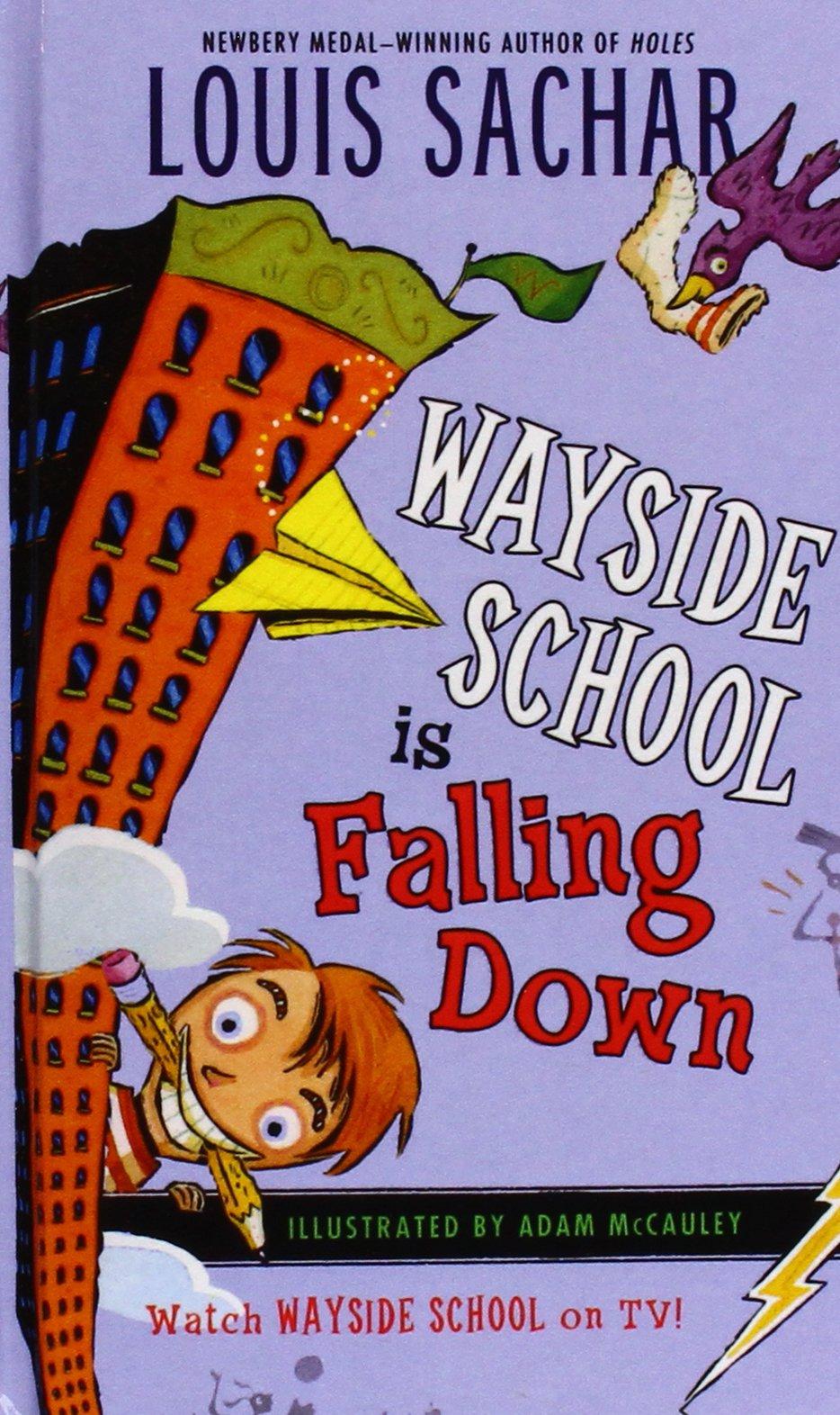 Wayside School Is Falling Down pdf epub