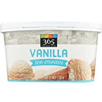 365 Everyday Value, Vanilla Ice Cream, 48 oz