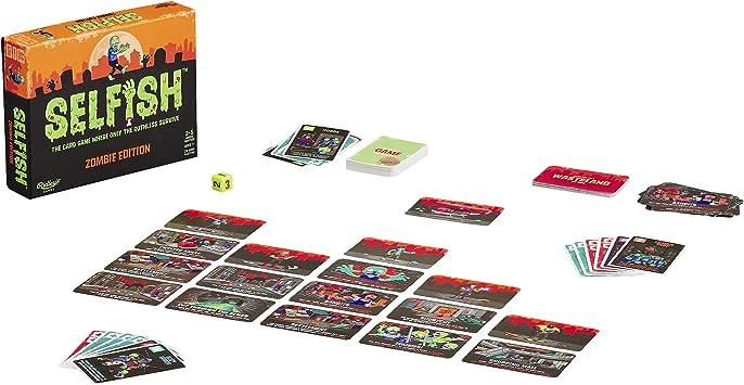 Ridleys Games GME028 - Tarjeta de Estrategia para Juegos de Zombie: Amazon.es: Juguetes y juegos