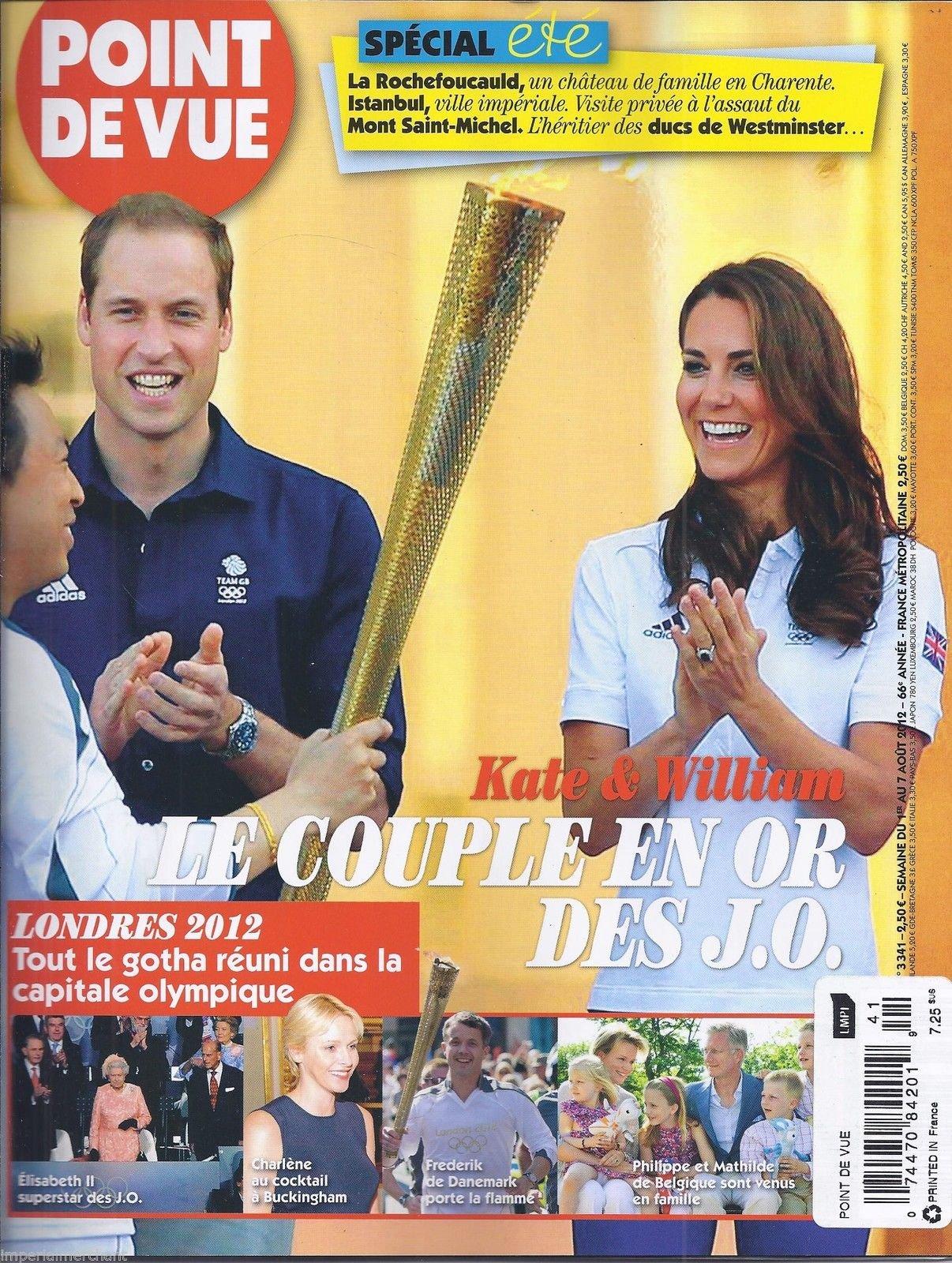Point De Vue French magazine August 1 2012 pdf