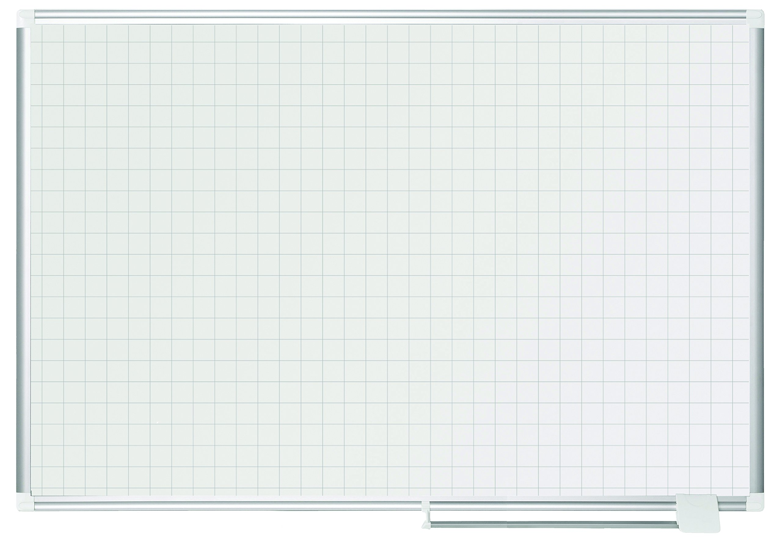 BVCMA0547830 - MasterVision 1x1 Grid Magnetic Gold Ultra Planning Board