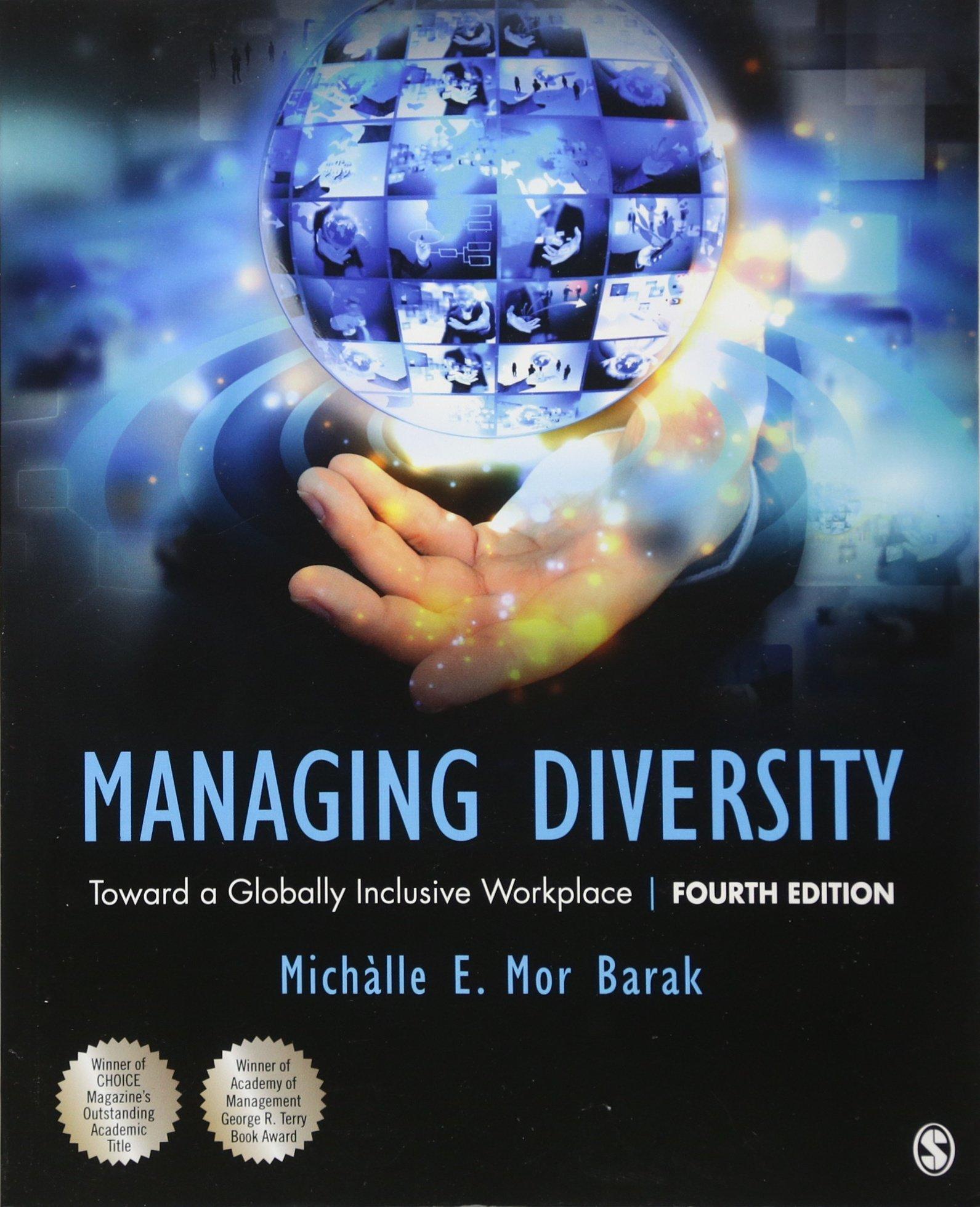 Managing Diversity: Toward a Globally Inclusive Workplace: Amazon.co.uk:  Michalle E. Mor Barak: 9781483386126: Books