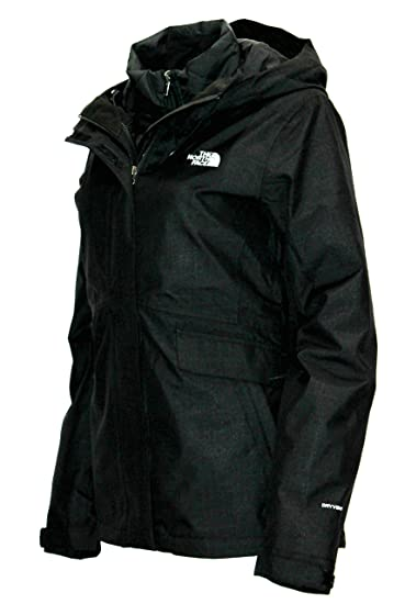Amazon.com  THE NORTH FACE women s MONARCH TRICLIMATE JACKET TNF ... 611382810