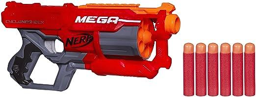 93 opinioni per Nerf Mega- Cyclone