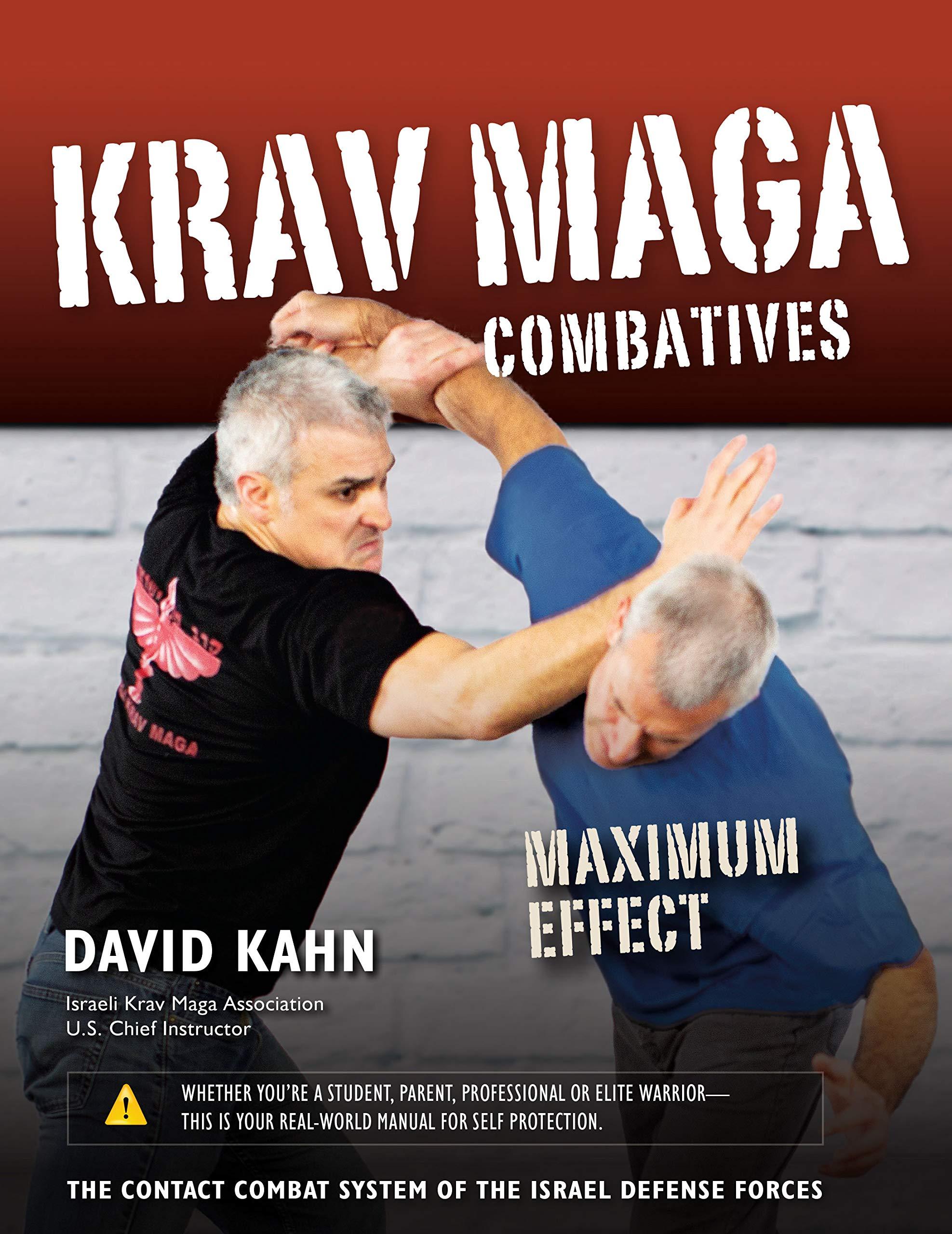 Krav Maga Combatives: Maximum Effect: Amazon.es: David Kahn ...