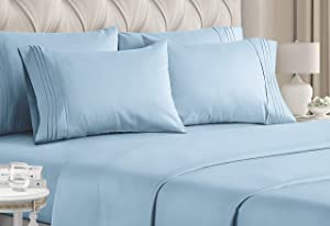 CGK Hotel Luxury Extra Soft Bed Sheets