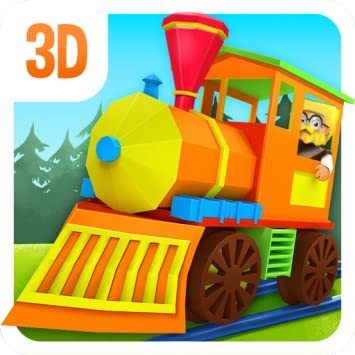 899f559ed Amazon.com  3D Toy Train - Free Kids Train Game  Appstore for Android