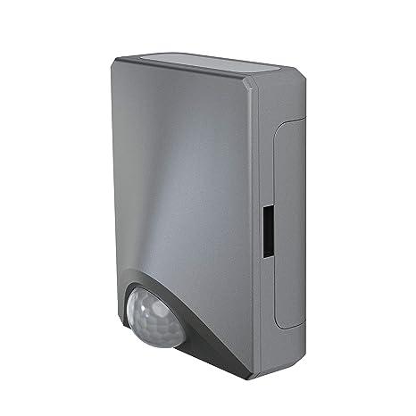 Osram Door LED Batteriebetriebene Leuchte Tag und Nacht Sensor 0,8 Watt weiß