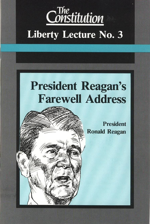 ronald reagan farewell address text